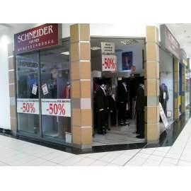 Schneider Székesfehérvár (Nagy tesco üzletsor)   Férfi divat