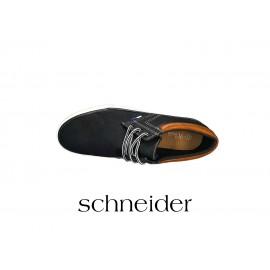 Fekete sportos férfi cipő